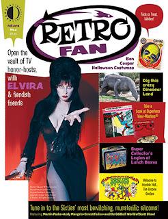 RetroFan #2 spotlights Elvira