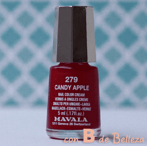 Mavala Candy apple