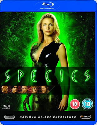 Species 1995 Dual Audio BRRip 480p 150mb HEVC x265