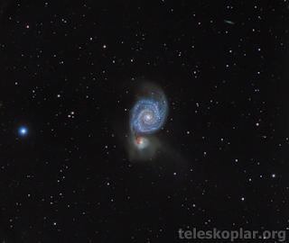 teleskop galaksi görüntüleri
