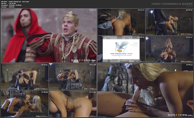 Peta Jensen - Storm Of Kings XXX Parody Part 4