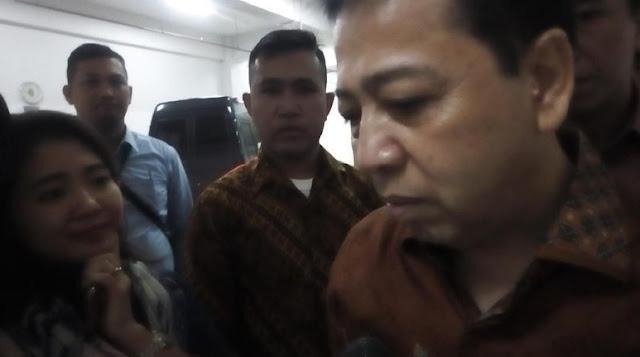 Kata KPK Soal Nyanyian Novanto Tentang Puan dan Pramono Nyicip Uang Haram E-KTP