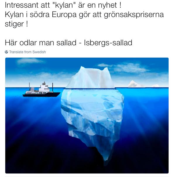 Efter fiaskot finland ar redan utraknade