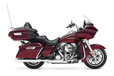Harley Davidson Road Glide Ultra HD Wallpaper