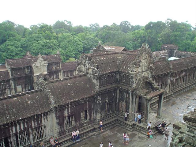 Voyage Cambodge: Angkor