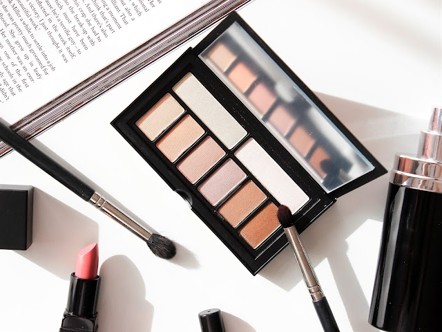 smashbox cover shot paletka spotlight