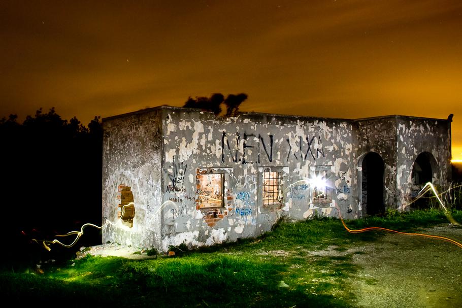 'Casa abandonada' de Carlos Larios