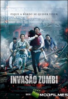 Capa do Filme Invasão Zumbi