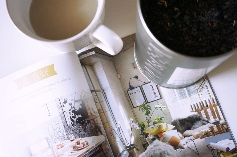 Sélection et review de thés noirs et verts