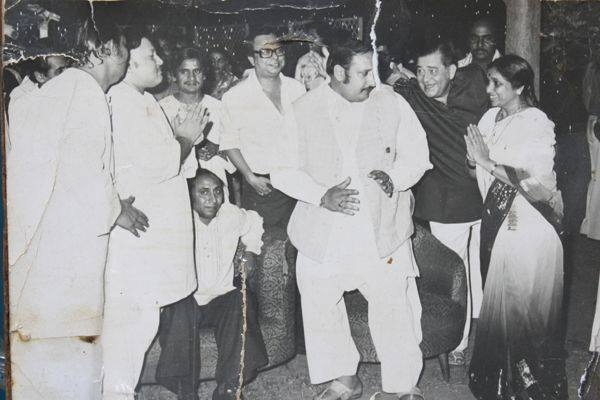 Nusrat Fateh Ali Khan Asha, Raj Kapoor & Others
