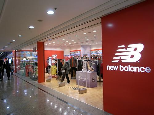 New Balance crece un 50% en España en 2015