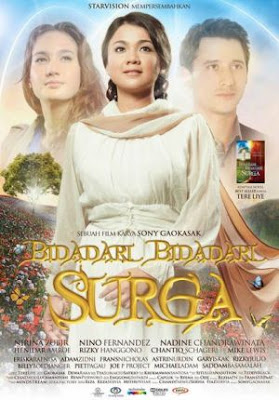 Download Bidadari-Bidadari Surga (2012)