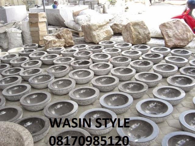 Jenis Batu Alam Seni (Art Stone) Lombok