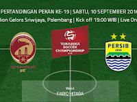 TSC 2016: Sriwijaya FC vs Persib
