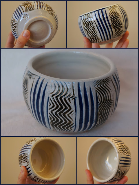 Handmade pottery by Lily L.