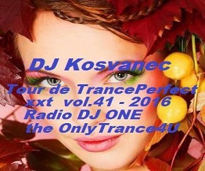 Party in trance with DJ Kosvanec