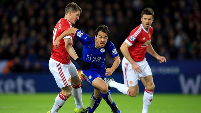 [Video] Cuplikan Gol Manchester United 1-1 Leicester City (Liga Inggris)