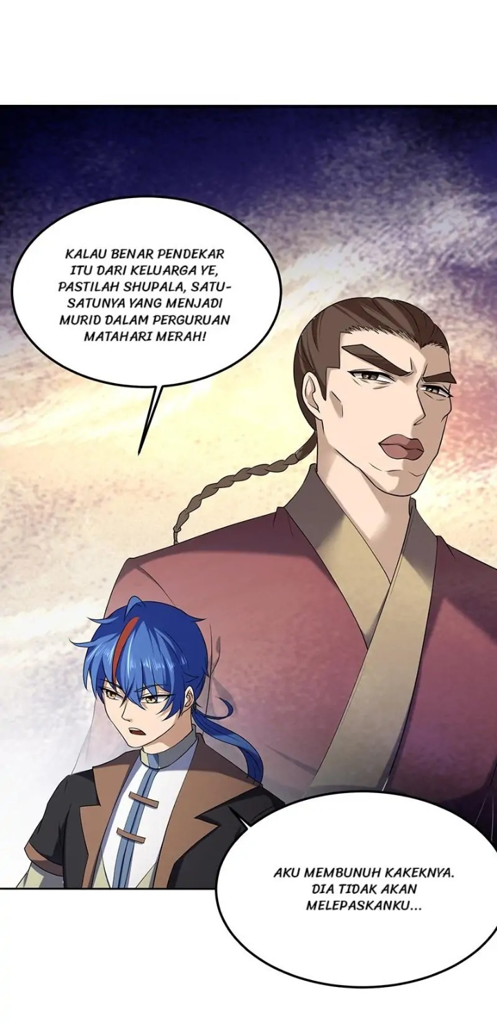 Martial Arts Reigns Bahasa Indonesia Chapter 28