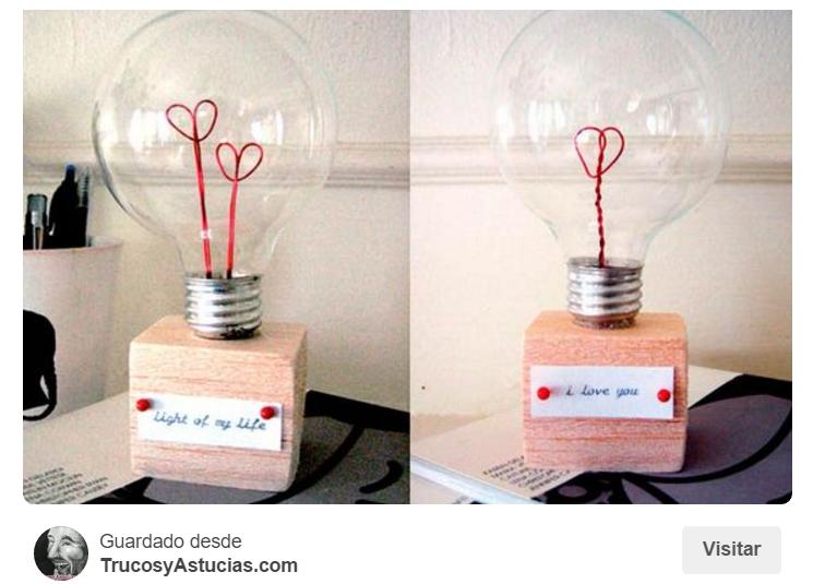 Bombillas las mejores ideas del elemento decorativo - Bombillas decoradas ...
