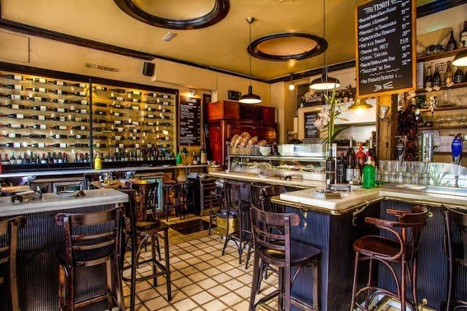 Bar Mut. Barcelona