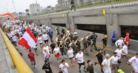 Primera carrera «contra la corrupción» se realizará por las calles de Lima el domingo 1 de octubre