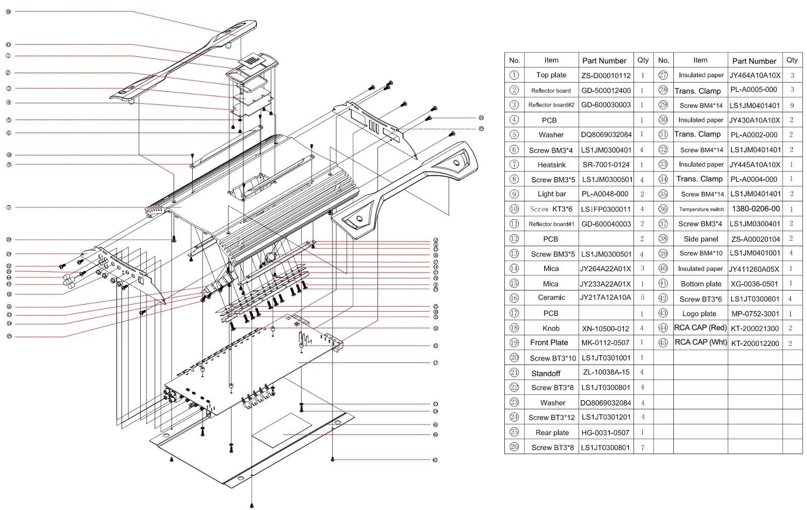 hight resolution of schematic click