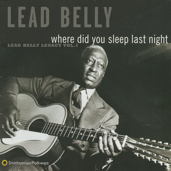 I Am Ridder Mp3: FEZ: Lead Belly Legacy Volume 1