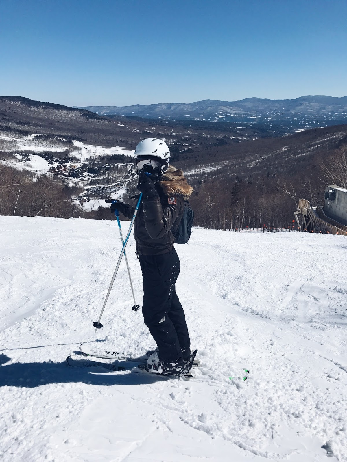 A guide to skiing in Stowe, Vermont