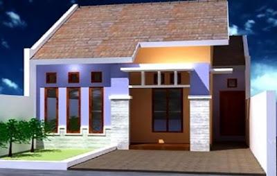 model atap rumah type 36 beserta gambarnya