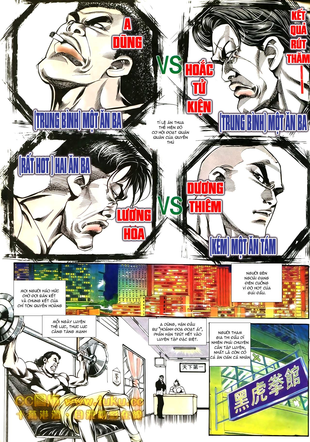 Người Trong Giang Hồ chapter 188: chiến nô trang 28