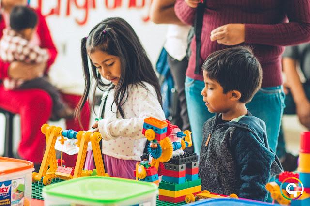 curso taller de robótica educativa para niños y niñas de tres 4 años en arequipa perú