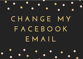 Change my Facebook Email