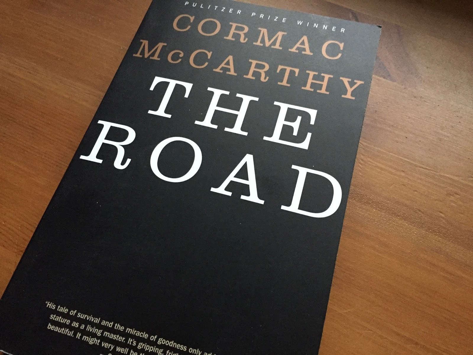 cormac mccarthy the road marxism Cormac mccarthy is the author of many acclaimed novels, including the road and blood meridian among his honours are the pulitzer prize for fiction and the pen/saul.