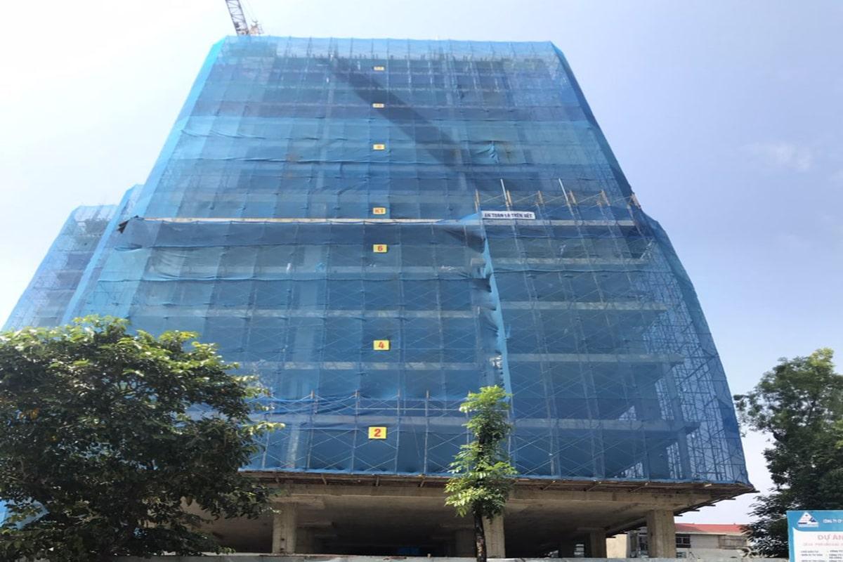 Tiến Độ Dự án Liễu Giai Tower