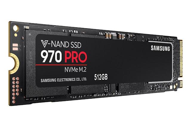 SSD M2 Samsung 970 Pro 512GB