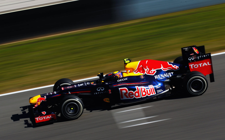 F1: Red Bull Racing F1 Team RB8 2012 Wallpaper