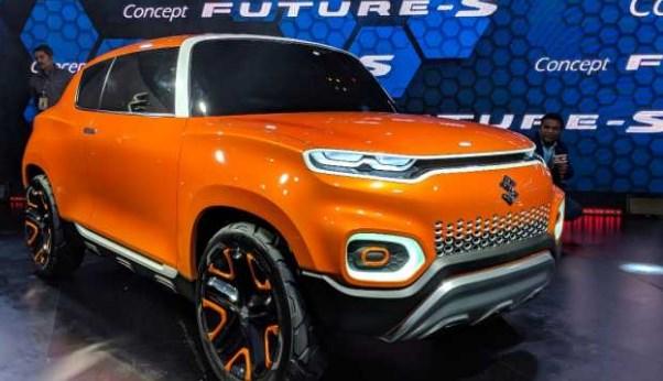 Suzuki Future S Concept