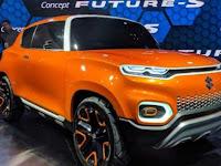 Suzuki Future S Concept, Mini SUV Unik dan Modern