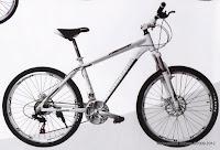 Sepeda Gunung Evergreen Blaze 4.0 Rangka Aloi 26 Inci
