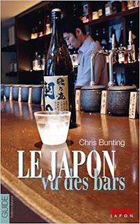 Le Chameau Bleu - Voyage au Japon - Livre sur les bars