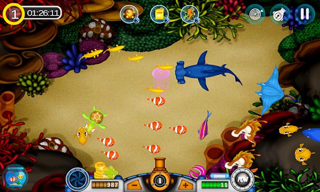Fish Shooter - Fish Hunter Gratis Untuk Android