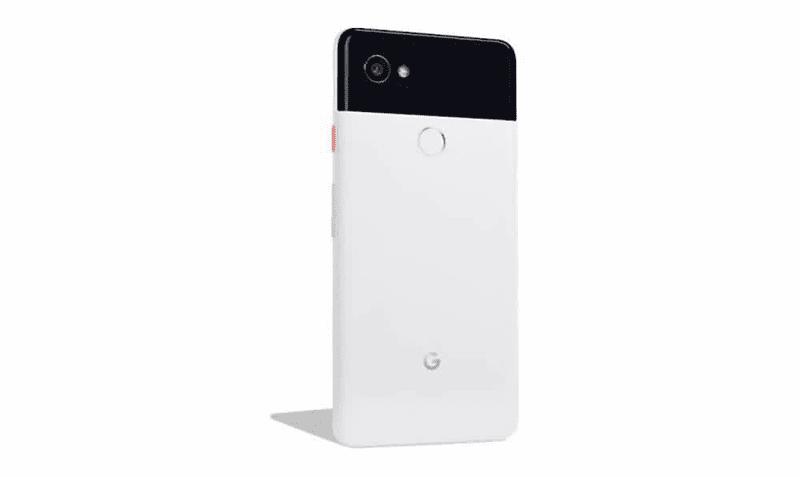 Pixel 2 XL panda variant