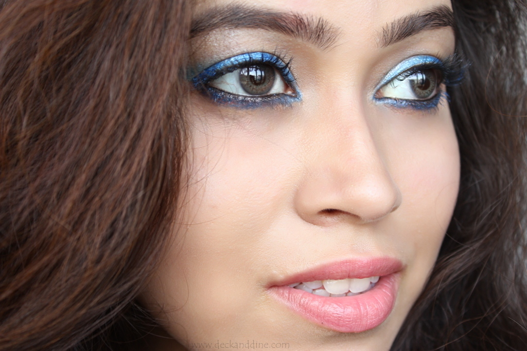 Get The Look Aishwarya Rais Blue Smoky Eyes At The Cannes 2016 Red