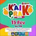 Venha pular carnaval com o bloco Kai pra k