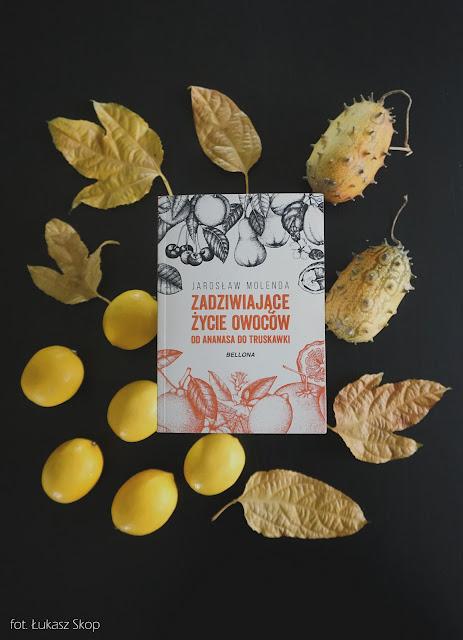 książka Zadziwiające życie owoców