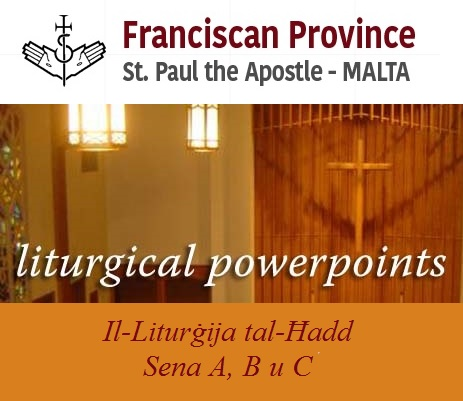 Liturgical Powerpoints in the Maltese language