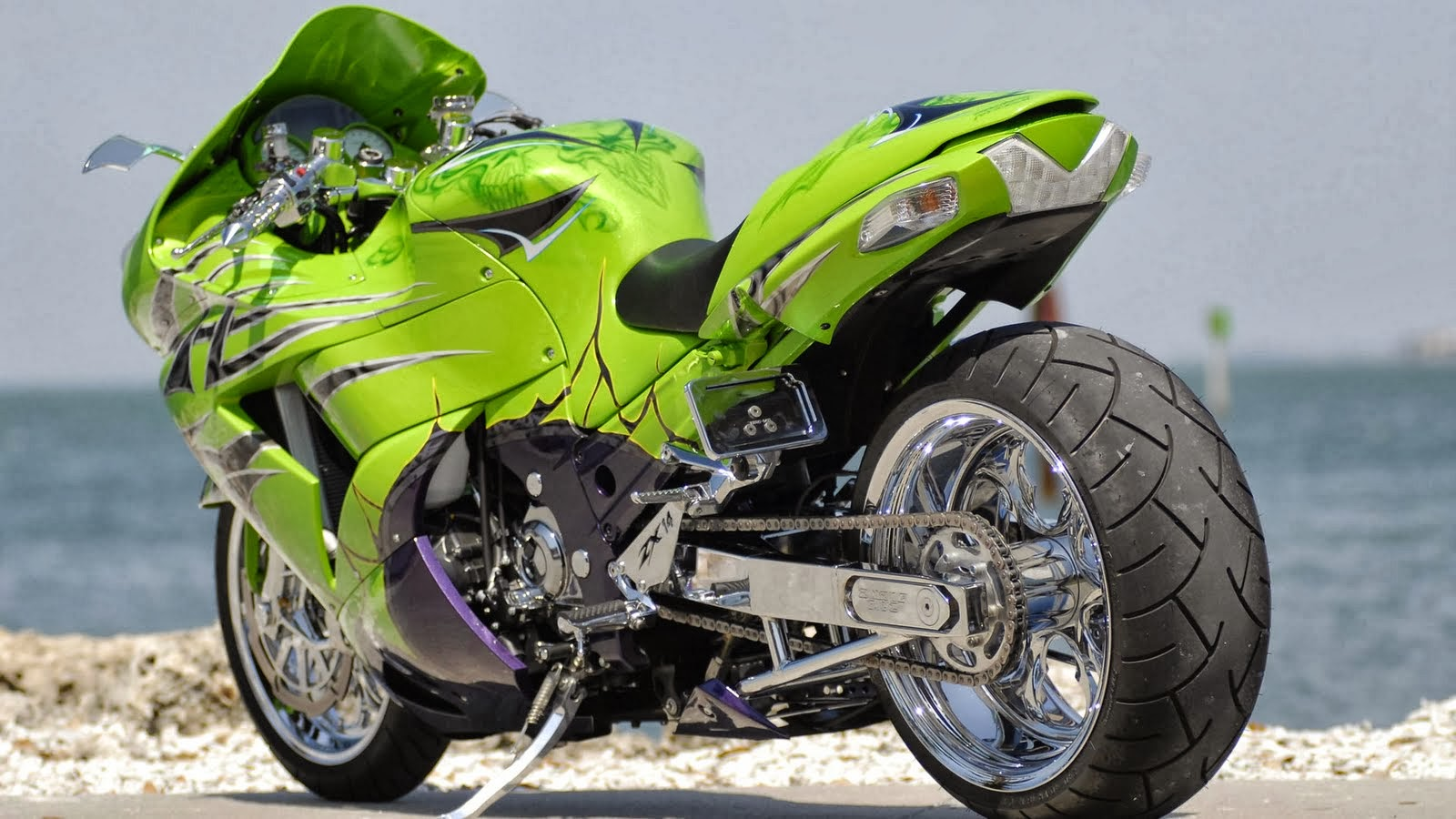 HD Wallpapers Desktop: Heavy Bike 2 HD Wallpapers