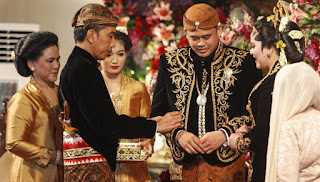 Tingkat Hunian Hotel di Solo Naik Hingga 70% Pasca Pernikahan Kahiyang