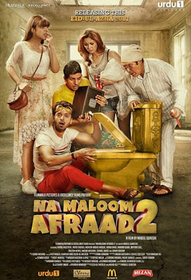 Na Maloom Afraad 2 2018 480p 300MB Movie Download