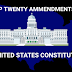 TOP TWENTY AMMENDMENTS OF THE UNITED STATES CONSTITUTION